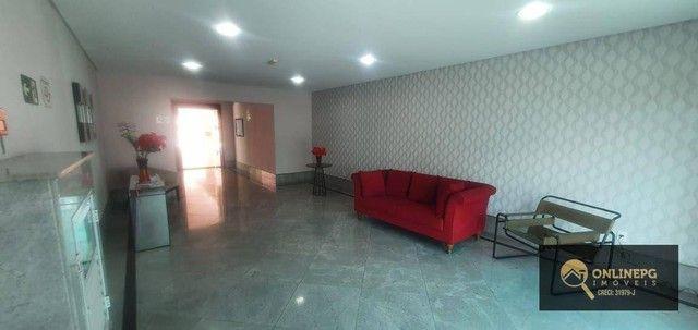 Apartamento com 2 dormitórios à venda, 80 m² por R$ 420.000,00 - Vila Tupi - Praia Grande/ - Foto 6