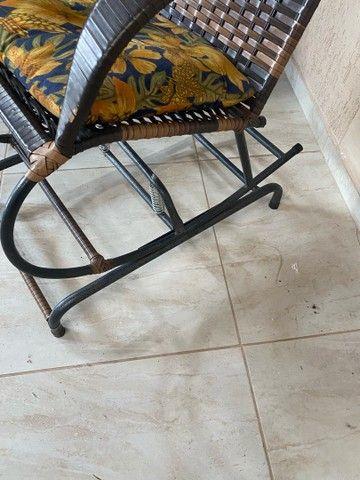 Vendo Cadeira de balanço  - Foto 2