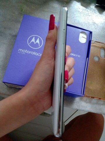 Motorola one action 128 gb - Foto 3