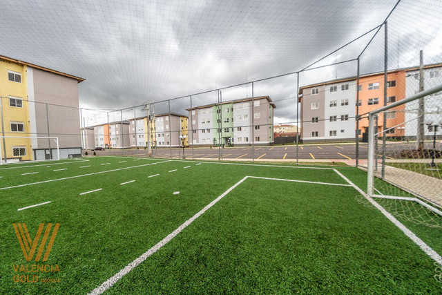 Res. Rio Japurá | Apartamento 3 Dormitórios | Vaga | 54 m²Privativos| Colombo - Foto 13