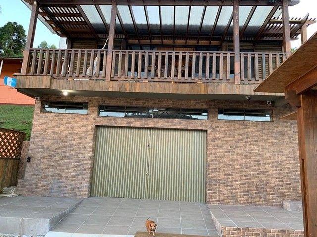 Casa à venda com 2 dormitórios em Area rural, Ponta grossa cod:8921-21 - Foto 2