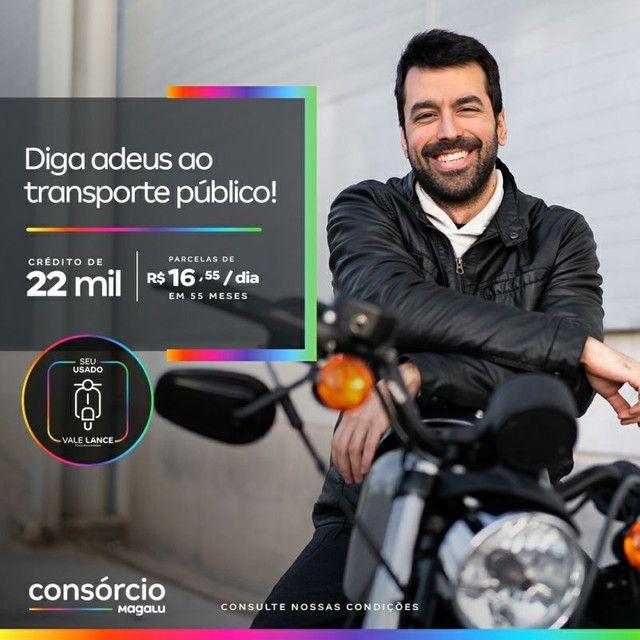 Motos - consórcio  - Foto 2