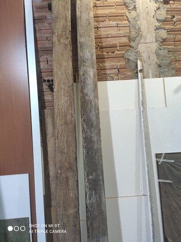 Vigas madeira peroba - Foto 2