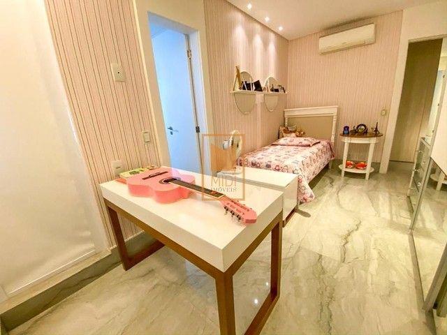 Espetacular apartamento no edificio mais procurado de vitória - Foto 12