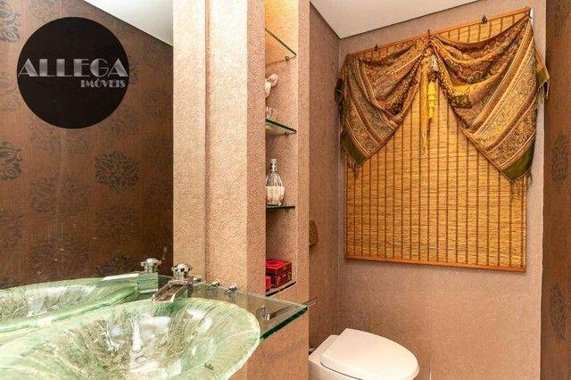 Casa com 5 quartos, 4 suítes, 2 piscinas privativas, à venda, 750 m² por R$ 4.400.000 - Ca - Foto 20