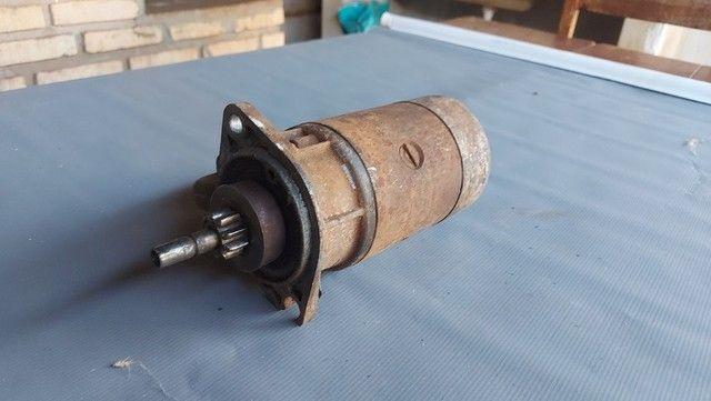 motor de arranque fusca bosch - Foto 3