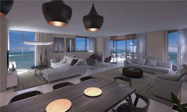 Apartamento à venda, 4 quartos, 4 suítes, 5 vagas, Pajuçara - Maceió/AL - Foto 4