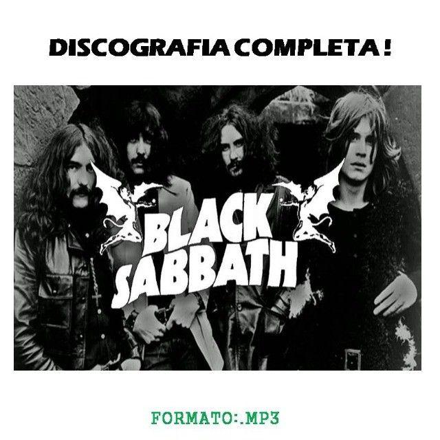 Black Sabbath todas as mu$ic@s p/ouvir no carro, em casa no apto