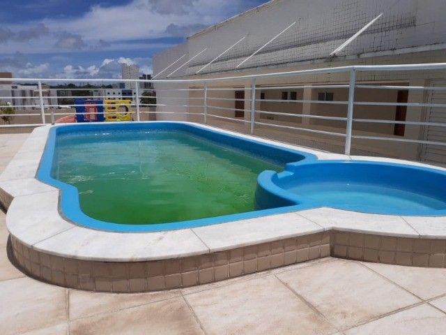 Apartamento no Bancários, 02 quartos com elevador e piscina - Foto 13