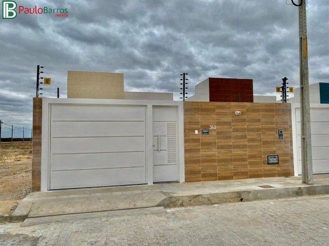 Casa para vender no Loteamento Nova Juazeiro www.paulobarrosimoveis.com
