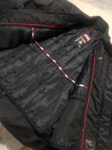 Vendo jaqueta para motociclista - Foto 2
