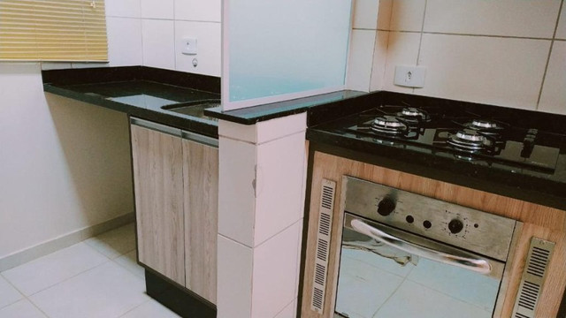 Lindo Apartamento Residencial Athenas - Foto 3