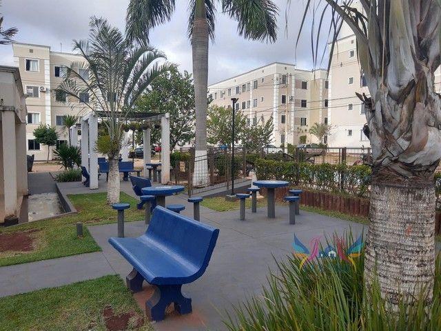 Apartamento Padrão para Aluguel em Pioneiros Campo Grande-MS - Foto 16