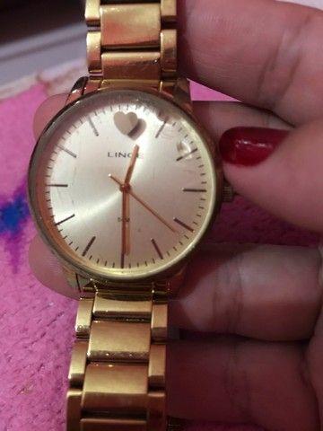 30 reais relógio lince  - Foto 2