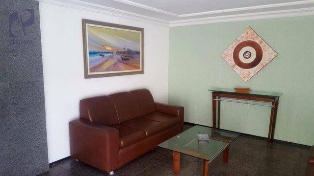 Apartamento com 3 dormitórios à venda, 143 m² por R$ 695.000,00 - Aldeota - Fortaleza/CE - Foto 2
