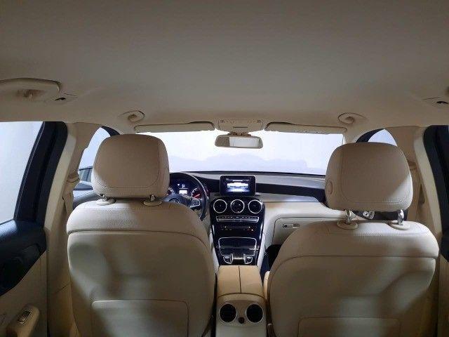 Mercedes - Benz GLC 250 Highway 4Matic- 2018/2018 - Veículo  com apenas 33.000km rodados - Foto 8