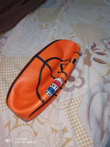 Bola de Basquete Pequena para Crianças (Frete Grátis) - Foto 3