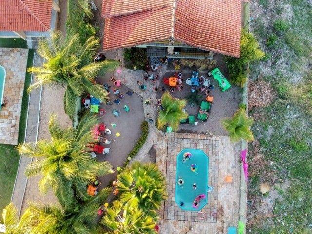 09-Cód. 391 - Linda casa de praia no Sossego - Itamaracá!! - Foto 2
