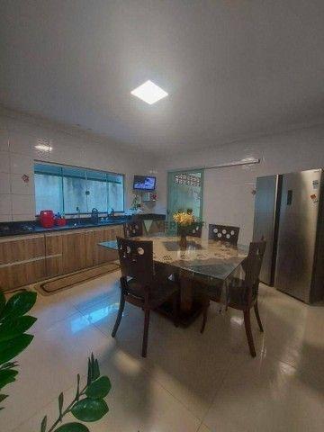 Casa com 4 dormitórios à venda, 238 m² por R$ 440.000,00 - Residencial Center Ville - Goiâ - Foto 9