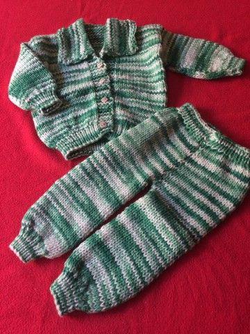 Comjunto de lã bebê ! 50 reais