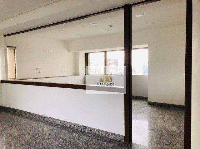Sala, 353 m² - venda por R$ 3.003.000,00 ou aluguel por R$ 24.059,14/mês - Ilha do Leite - - Foto 9