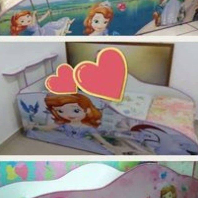 Camas infantis personalizadas, mini cama e Solteirão  - Foto 5
