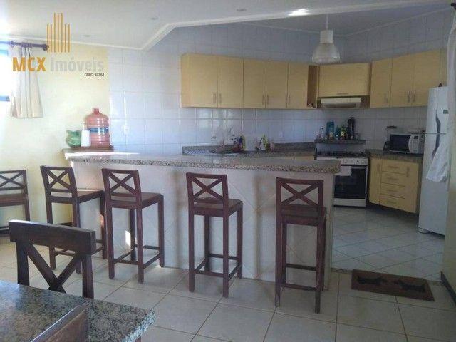 Casa com 5 dormitórios à venda, 380 m² por R$ 950.000,00 - Porto das Dunas - Aquiraz/CE - Foto 15