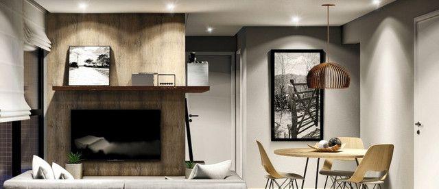 .Apartamento com 02 e 03 quartos no Bancários - (6258)