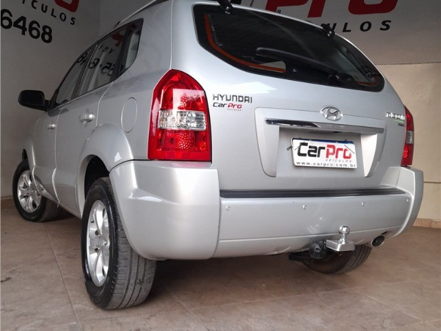Hyundai/Tucson GLS 2.0 16V 143CV Automática Flex!!!! - Foto 16
