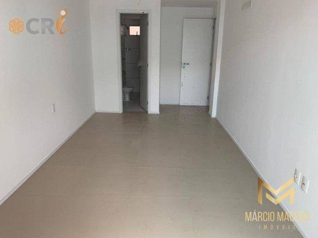 Apartamento com 3 quartos à venda por R$ 460.000 - Porto das Dunas - Aquiraz/CE - Foto 2