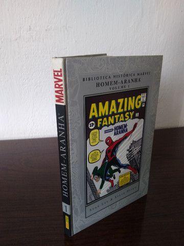 Biblioteca Histórica Marvel - Homem Aranha - Volume 1 - Foto 3