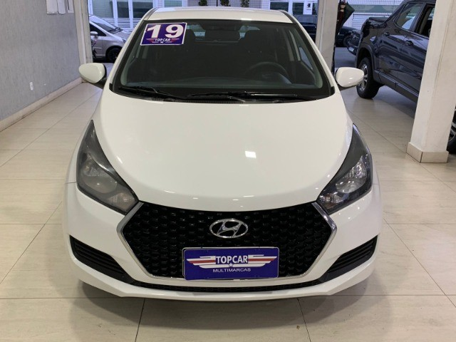 Hyundai  HB20  1.6 Confort Plus Automatico 2019!!!