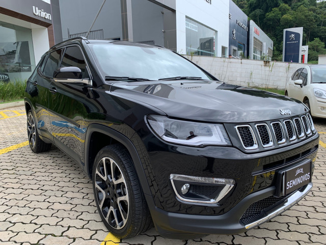 Compass Limited 2.0 flex - 2018/2019 - 9500km - Foto 2