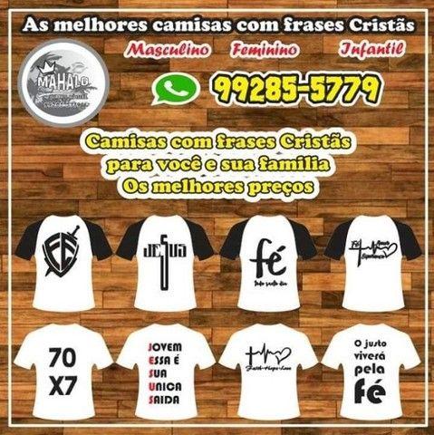 Camisas Personalizadas - Foto 2