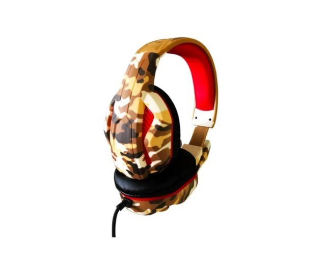 Headset Gamer Fone De Ouvido Pc Ps4 Ps3 Xbox One Free Fire - Foto 4