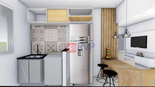 Apartamento com 3 dormitórios à venda por R$ 269.000,00 - Recanto da Mata - Juiz de Fora/M - Foto 6
