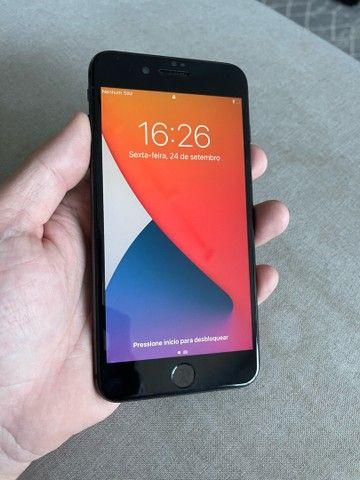 iPhone 8 Plus 64GB Preto - Seminovo! - Até 18 x 149,90