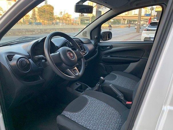 Fiat Uno Attractive 1.0 Flex 2020/2020 Branco Cód. 2055 - Foto 10