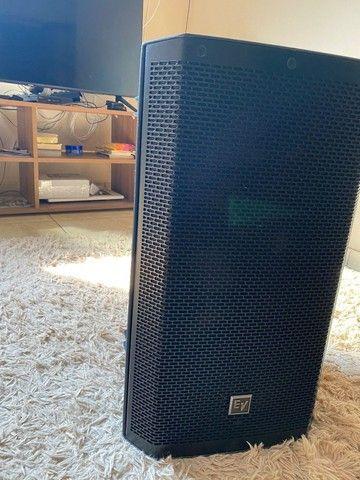 caixa Electro Voice zlx 12p