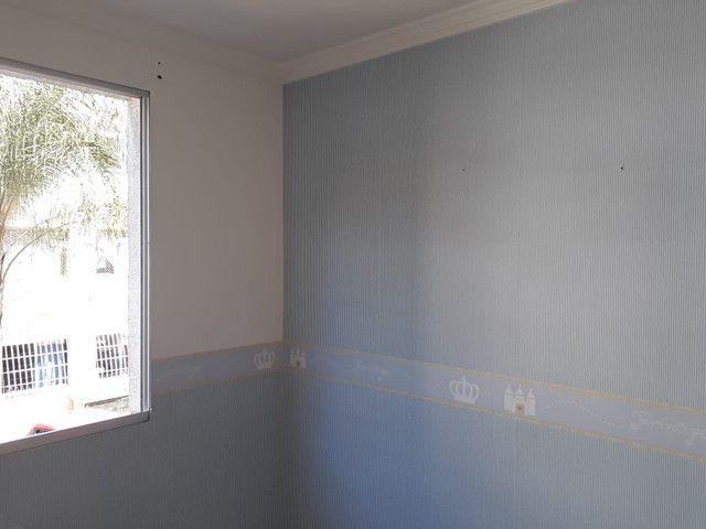 Apartamento de dois quartos financiado e reformado próximo ao centro de Belford roxo - Foto 14