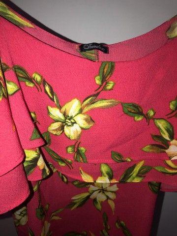 Blusa estampado rosa  - Foto 2