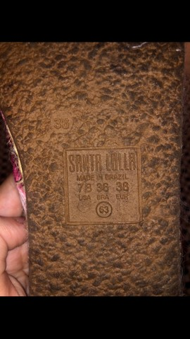 Alpagarta Santa Lolla Tye Dye - Foto 4