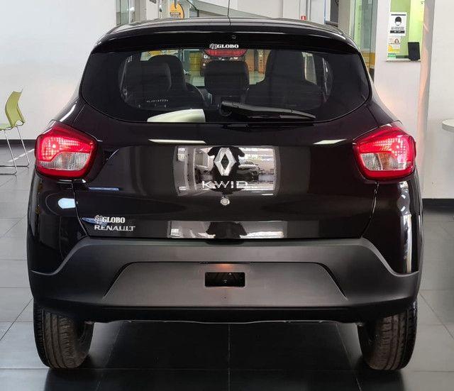 Renault Kwid Zen 1.0 Sce 12v Zero km 2021/2022 - Foto 5