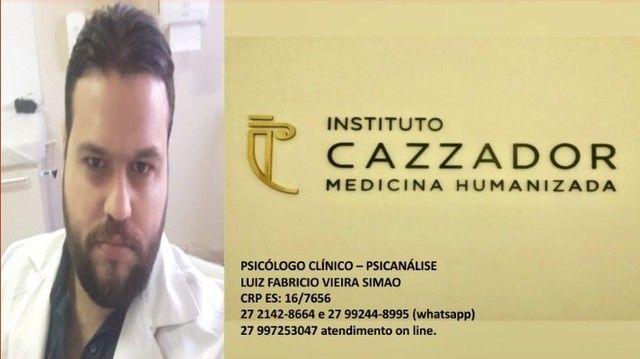 Psicólogo Clínico - Psicanálise  - Foto 2