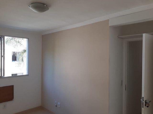 Apartamento de dois quartos financiado e reformado próximo ao centro de Belford roxo - Foto 6