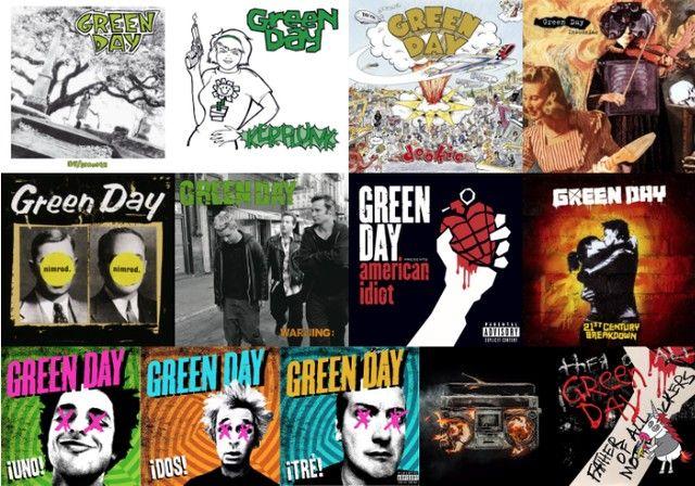 Green Day todas as mu$ic@s p/ouvir no carro, em casa no apto - Foto 2