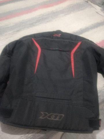 Vendo jaqueta para motociclista - Foto 4