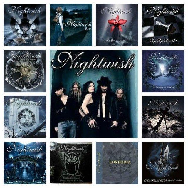 Nightwish todas as mu$ic@s p/ouvir no carro, em casa no apto
