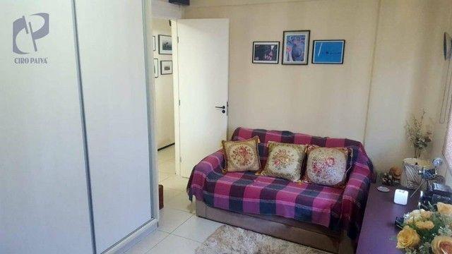 Apartamento com 3 dormitórios à venda, 143 m² por R$ 695.000,00 - Aldeota - Fortaleza/CE - Foto 7