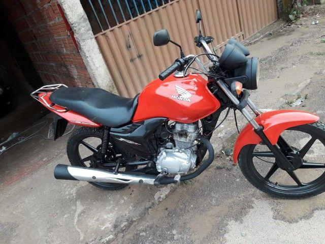 Vende-se essa moto 2010  - Foto 3